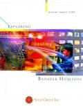 SGI Annual Report 2002