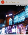 SGI Annual Report 2010