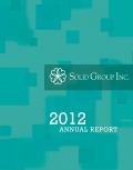 SGI Annual Report 2012