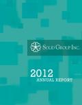 SGI Annual Report 2012